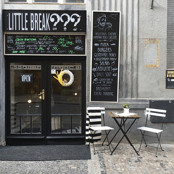 Little break Prague