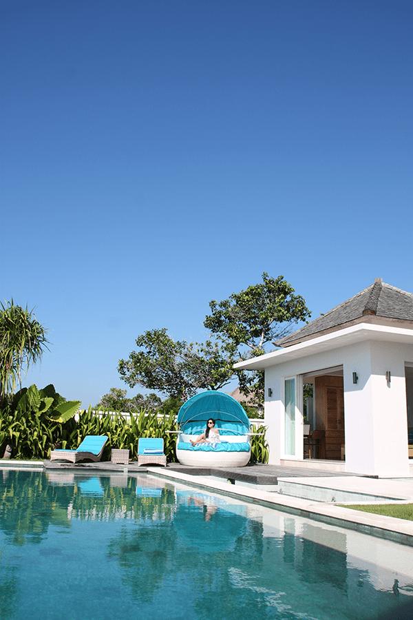 353 degrees North Villa Nusa Lembongan