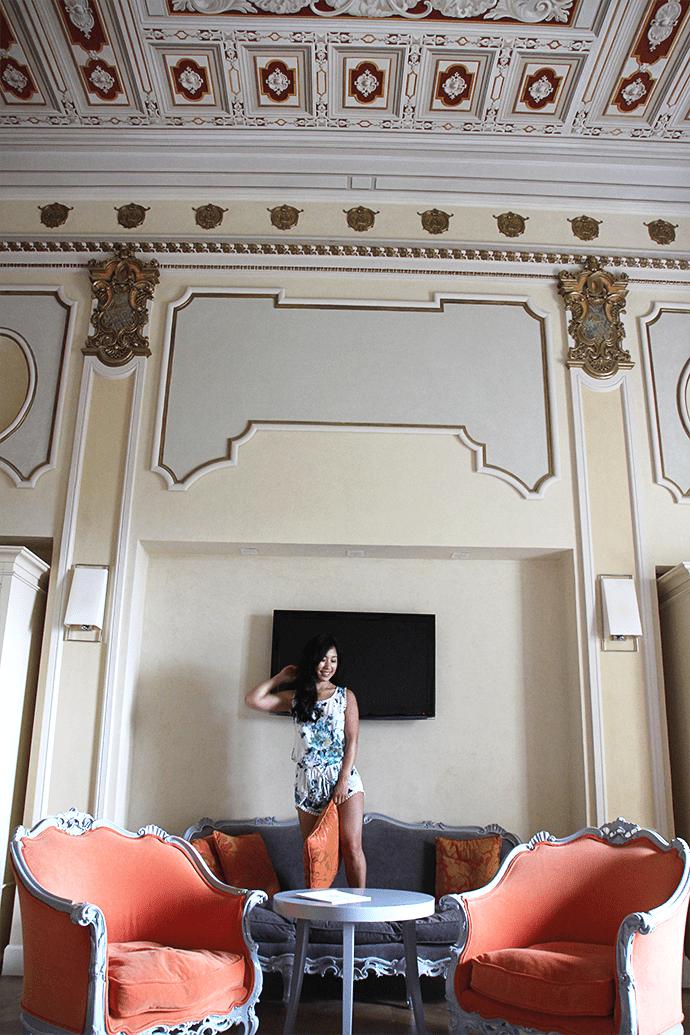 Villa le Maschere Tuscany Florence