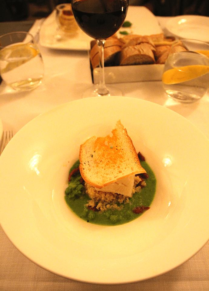 Villa le Maschere restaurant