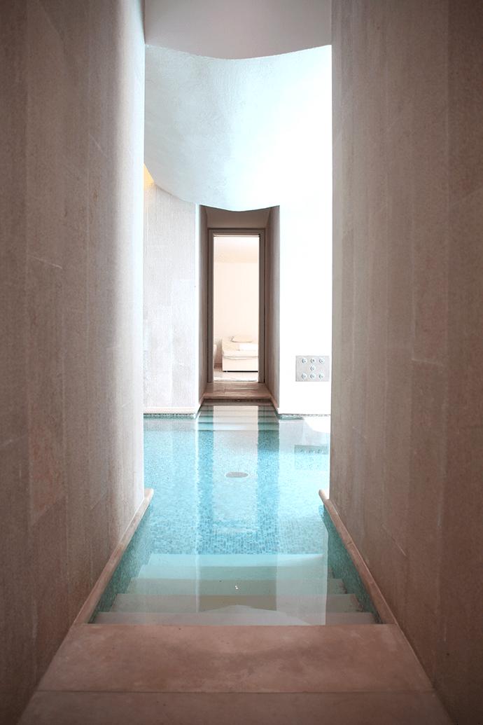 Villa le Maschere spa center